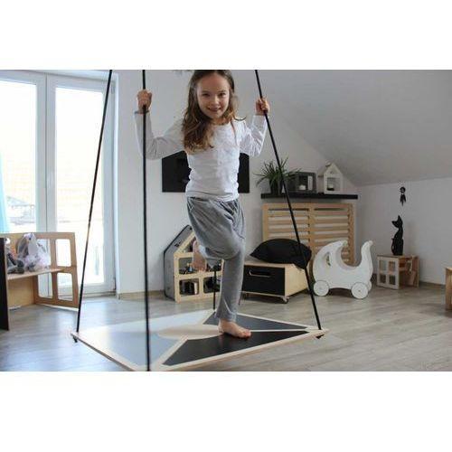 Podwieszany sprzęt gimnastyczny platforma balance marki Oloka-gruppe