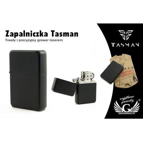 Zapalniczka tasman black spray marki -