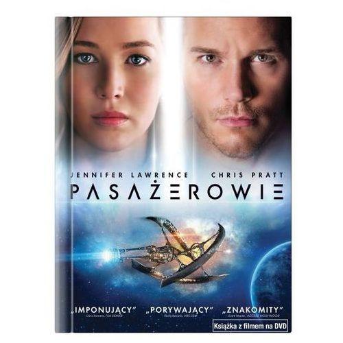 Pasażerowie (dvd) + książka marki Imperial cinepix