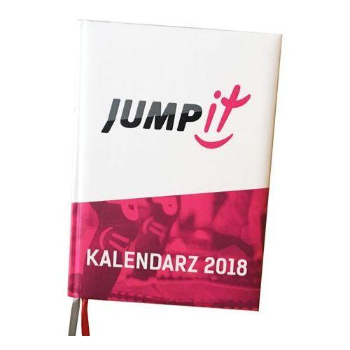 Jumpit - kalendarz książkowy a5 na 2018