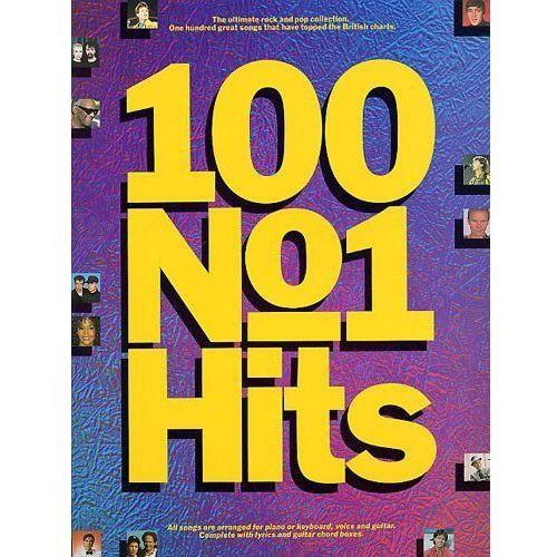 Pwm różni - 100 no 1 hits na fortepian, głos i gitarę