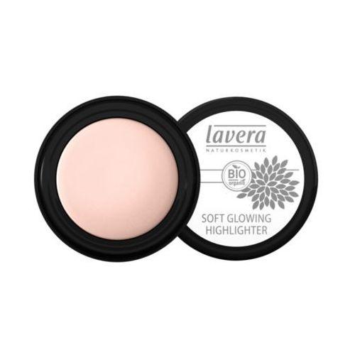 Rozświetlacz do powiek i policzków shining pearl marki Lavera