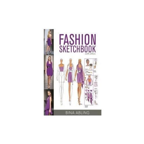 Fashion Sketchbook (9781501310133)