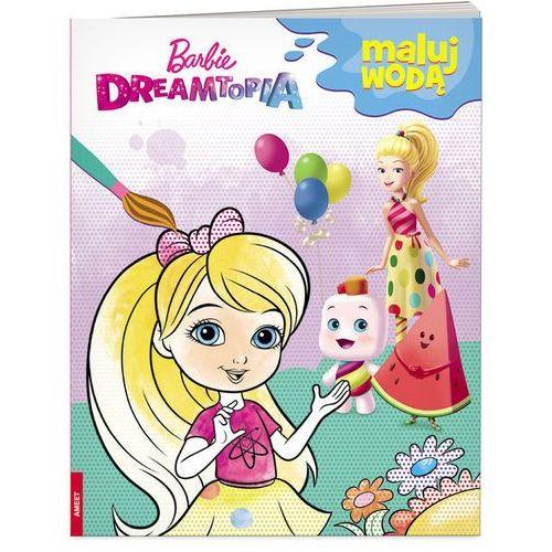 Barbie Dreamtopia Maluj wodą - Jeśli zamówisz do 14:00, wyślemy tego samego dnia. Darmowa dostawa, już od 99,99 zł., oprawa miękka