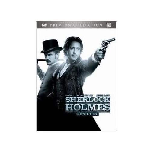 Sherlock holmes: gra cieni premium collection (sherlock holmes: game of shadows premium collection) marki Galapagos films