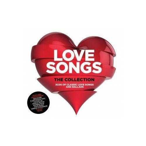 Love Songs - The Collection, 2564616098