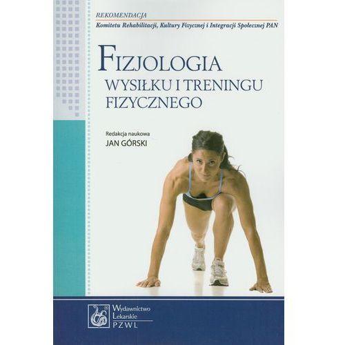 Fizjologia wysiłku i treningu fizycznego, oprawa broszurowa