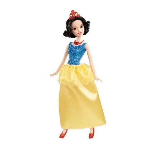 Mattel Błyszcząca Księżniczka mix, X9333 - Królewna Śnieżka - sprawdź w Mall.pl
