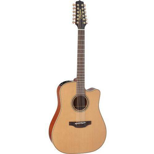 Takamine Series Pro Series P3DC-12 gitara elektroakustyczna dwunastostrunowa z futrerałem