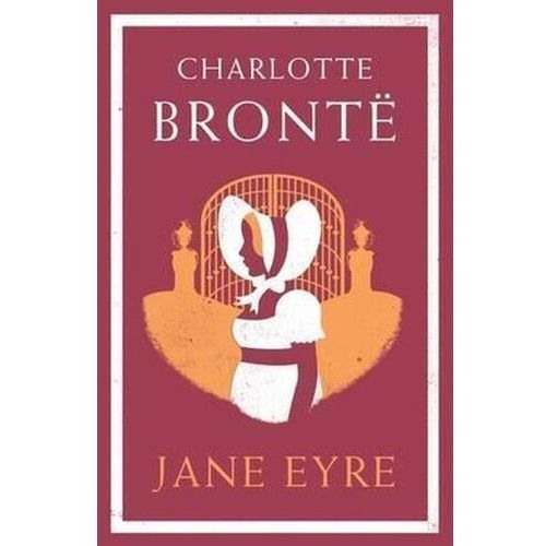 Jane Eyre, English edition Charlotte Brontë, Alma