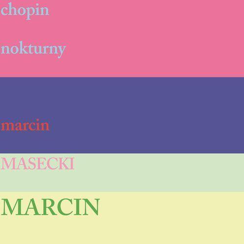 Chopin nokturny (cd) - marcin masecki marki Agora
