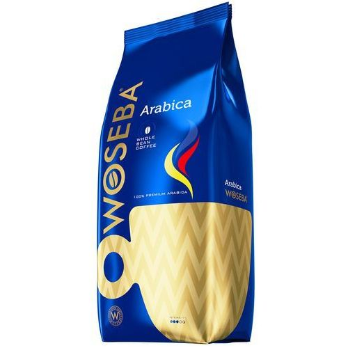 Kawa ziarnista arabica 1kg marki Woseba