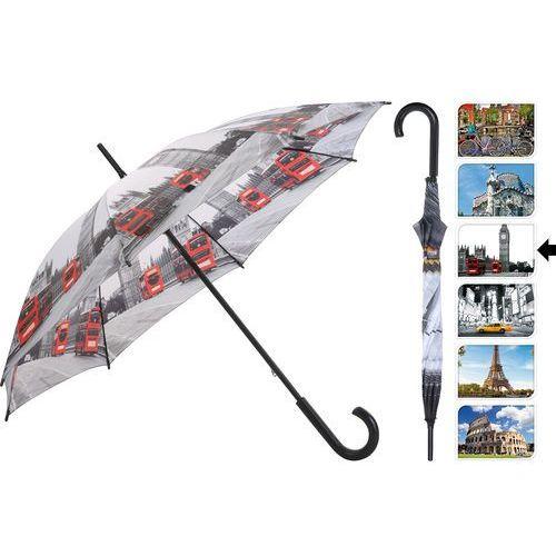 Emako Parasol manualny city, parasolka - Ø 105 cm