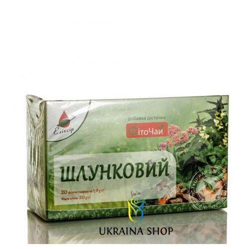 Elixir Herbata ziołowa żołądkowa, 20 saszetek