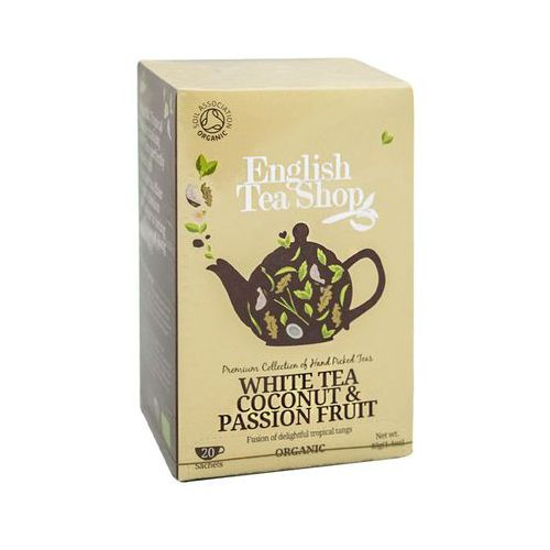 ETS White Tea Coconut & Passion Fruit 20 saszetek, 3105