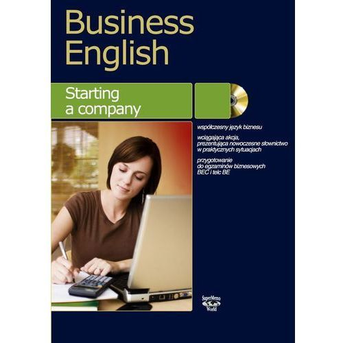 Business English. Starting a company (+ CD) (124 str.)