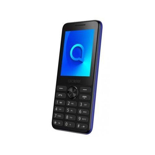 Telefon ALCATEL 20.03 Niebieski, 20.03D NIEBIESKI