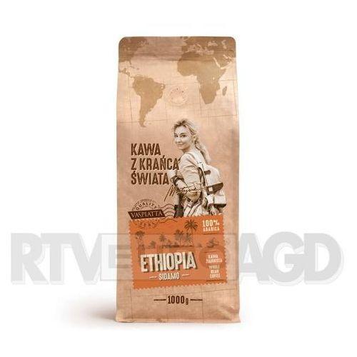 Kawa z krańca świata ethiopia sidamo 1kg