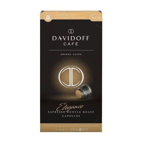 Kawa w kapsułkach DAVIDOFF Elegance 10 kapsułek, 1_663137