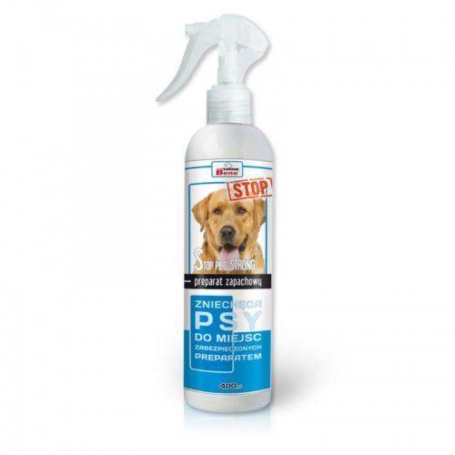 Benek stop pies strong spray 400ml - odstraszacz dla psa - darmowa dostawa od 95 zł!
