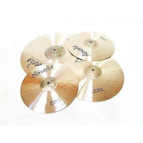 vigor rock set spl 8 hh14, cr16, r20 zestaw talerzy perkusyjnych marki Amedia