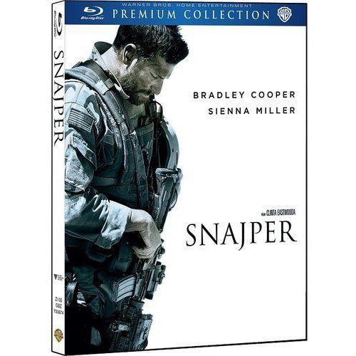 Snajper (Premium Collection) (Blu-ray) - Clint Eastwood DARMOWA DOSTAWA KIOSK RUCHU (7321998336746)