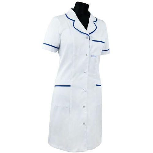 Dlapacjenta.pl - odzież medyczna Fartuch medyczny damski klasyczny 115+ (dla lekarza)