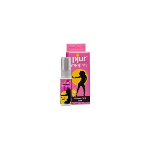 Spray stymulujący dla kobiet - myspray 20 ml marki Pjur