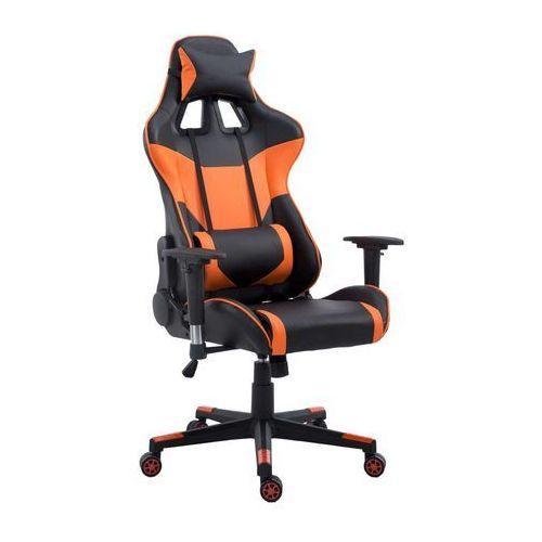 Fotel Gamingowy Racer PRO Pomarańczowy