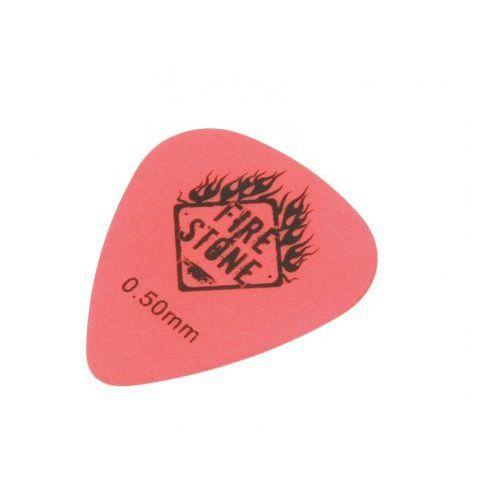 Gewa 523871 tortex 0.50 czerwona kostka gitarowa