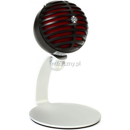 motiv mv5 black mikrofon pojemnościowy usb/lightning (czarny) marki Shure