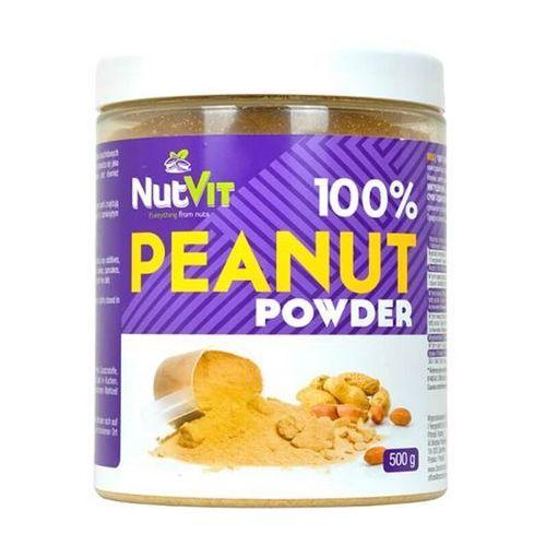Ostrovit Nutvit 100% peanut powder 500g
