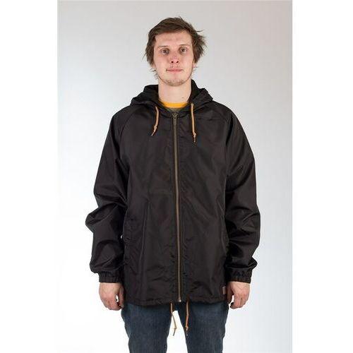 Kurtka - claxton black (0100) rozmiar: l marki Brixton