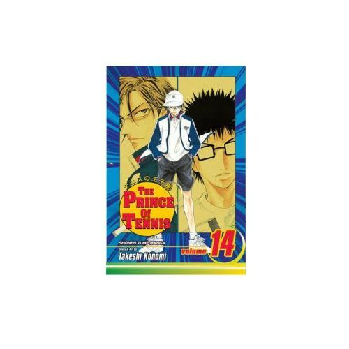 Prince of Tennis, Vol. 14 (9781421506678)