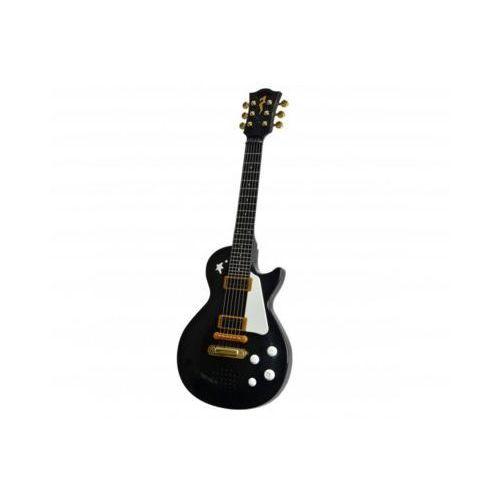Simba Gitara rockowa czarna - darmowa dostawa od 199 zł!!! (5902002982061)