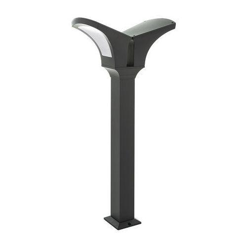Italux lampa stojąca valencia grey 2023-2/100/gy-5