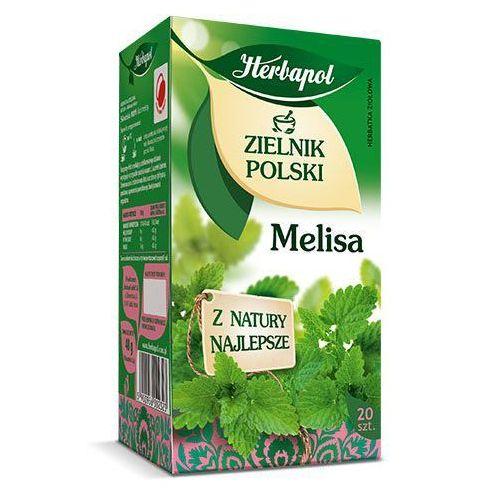 Herbapol Herbatka ziołowa zielnik polski melisa ex'20 40 g (5900956002323)