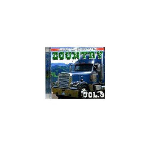 Polskie Country Vol.3 - Różni Wykonawcy (Płyta CD)