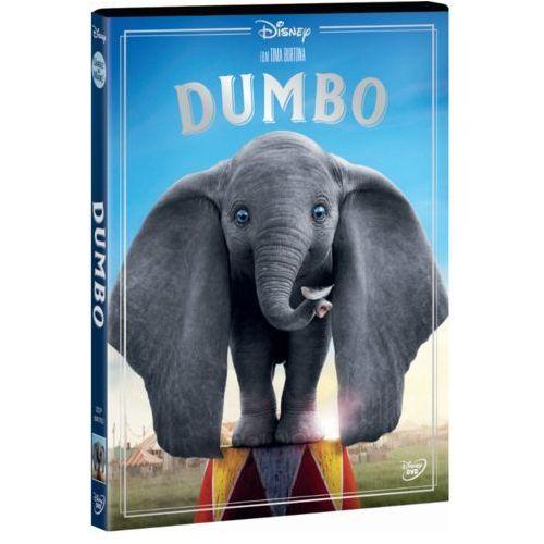 Dumbo (dvd) uwierz w magię (płyta dvd) marki Tim burton