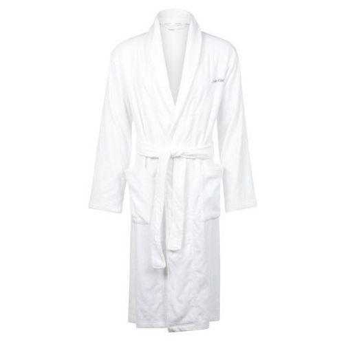 Calvin Klein Underwear WOVEN SLEEPWEAR Szlafrok white z kategorii szlafroki damskie