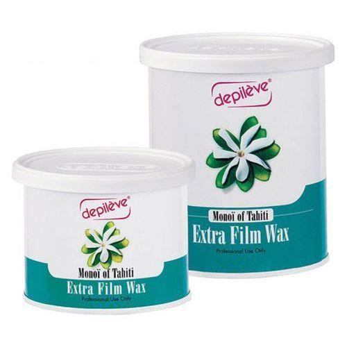 Depileve monoi of tahiti extra film wax wosk do depilacji bezpaskowej (400 g.)