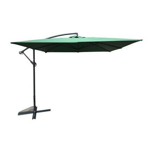 Rojaplast Parasol ogrodowy 8080 (270x270cm) zielony (8595226707243)