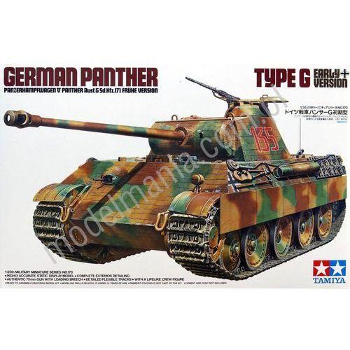 TAMIYA German Panther Type G - Tamiya, 5_499177
