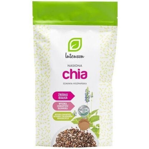Nasiona chia (szałwia hiszpańska) 1kg marki Intenson europe sp. z o.o.