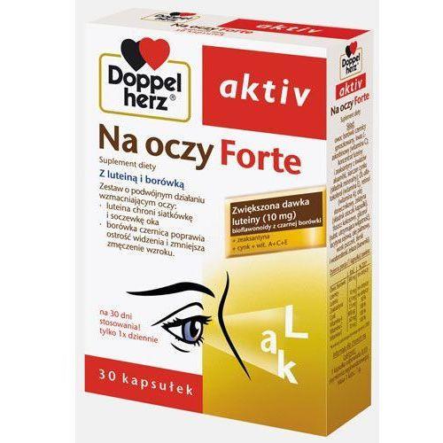 Kapsułki DOPPELHERZ Aktiv Na Oczy Forte x 30 kapsułek