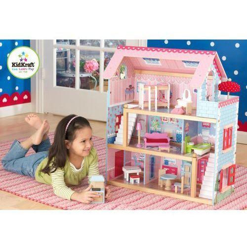 Domek dla lalek Chelsea  Wonder Toy, Kidkraft z wonder-toy.com