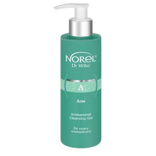 Norel (dr wilsz) acne antibacterial cleansing gel antybakteryjny żel myjący (dd150)