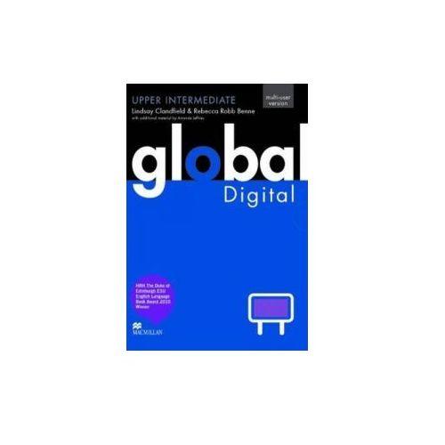 Global Upper Intermediate Digital Multiple (9780230407732)