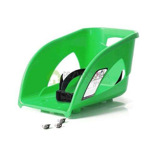 Oparcie SEAT1 siodełko do sanek BULLET zielone