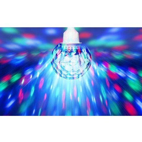 ION PARTY BALL - kula świetlna, która tworzy imprezowy klimat poruszając się w rytm muzyki | Zapłać po 30 dniach | Gwarancja 2-lata